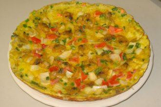 Cách làm món trứng thập cẩm ngon khó cưỡng ...