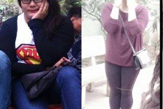 Bí quyết để giảm 30 kg của nữ sinh trường ...