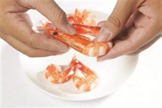 Những sai lầm khi ăn tôm cần tuyệt đối tránh ...