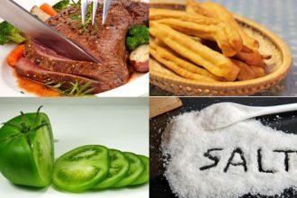 Top thực phẩm càng ăn càng tổn thọ ...