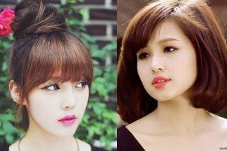 7 kiểu tóc Hàn Quốc hứa hẹn làm mưa làm ...