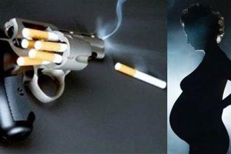Chồng hút thuốc lá là hại vợ, giết con ...