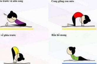 13 động tác yoga đơn giản mà dáng xinh bất ...