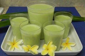 Hướng dẫn làm đậu xanh nước dừa siêu thơm ngon ...