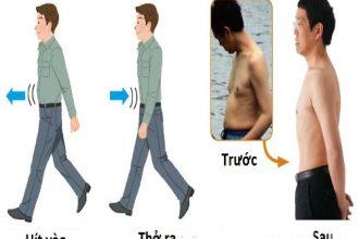 Bác sĩ Nhật Bản mách bạn cách đi bộ giảm ...