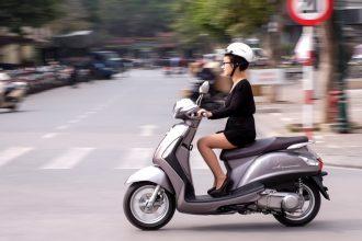Bà bầu đi xe máy có ảnh hưởng tới thai ...