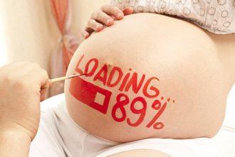 Dấu hiệu nhận biết Bầu sắp sinh trước 1 tuần ...