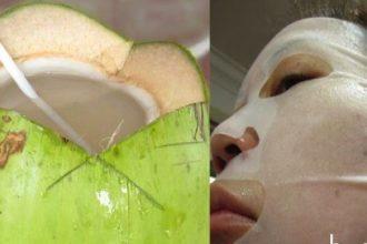 Người ta thường dùng nước dừa để uống, để nấu ...