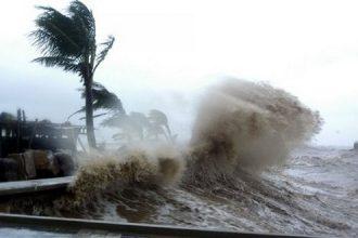 """Tin bão khẩn cấp: Bão số 3 """"DIANMU – MẸ ..."""