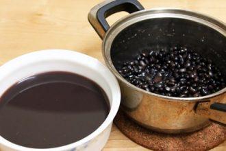 Cách nấu nước đậu đen đúng chuẩn khiến mỡ bụng ...