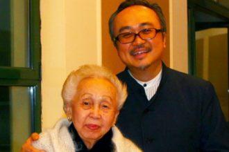 Mẹ NSND Đặng Thái Sơn 99 tuổi vẫn biểu diễn ...