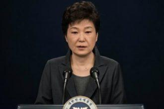 Tổng thống Hàn Quốc sẵn sàng từ chức sớm ...