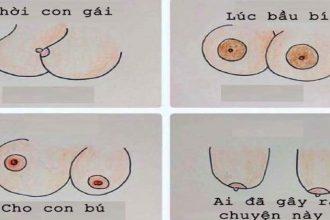 Cách để vòng 1 các mẹ sau sinh lấy lại ...