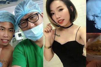 Những hình ảnh đầu tiên của Tùng Sơn sau phẫu ...