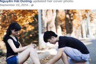 Nghẹn đắng những Status FB mà Nguyễn Hải Dương viết ...