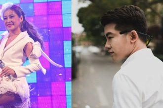 Thái Thuỳ Linh thử thách ca sĩ Việt Tú làm ...