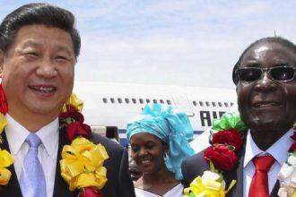 Tổng thống Zimbabwe bỏ ngai vàng, Trung Quốc HỐT BẠC ...