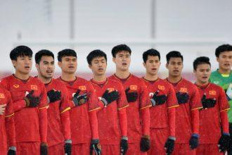 Daily Mail– tờ báo số 1 nước Anh: U23 Việt ...