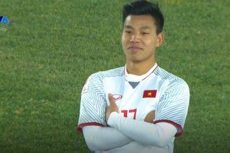 Biểu tượng HÓT NHẤT đêm nay của đội tuyển U23 ...