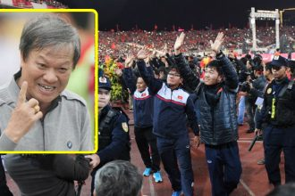 """HLV Lê Thụy Hải """"dội gáo nước lạnh"""" vào U23 ..."""