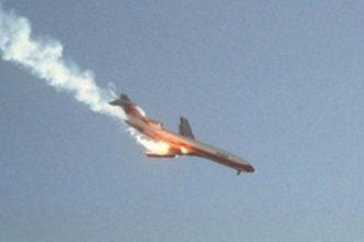 Giật mình nhìn khoảnh khắc máy bay Nga cùng 71 ...