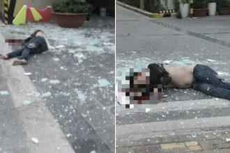Thanh niên nhảy lầu tầng 11 tự tử ở Vũng ...