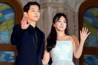 Vì sao Song Joong Ki mãi là người chồng hoàn ...