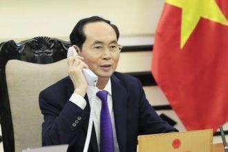 Tổng thống Nga Putin nhận lời mời sang thăm Việt ...