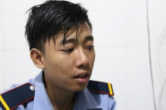 How two security guards saved over 30 residents from HCMC ...