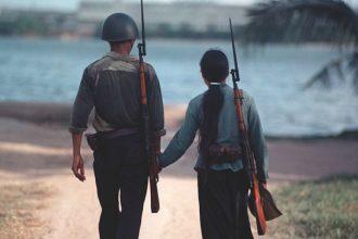 40 bức ảnh màu vô giá về miền Bắc Việt ...