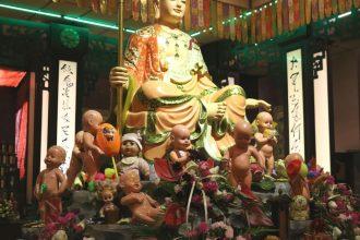 Ngôi chùa ở ngoại thành Sài Gòn nơi yên nghỉ ...