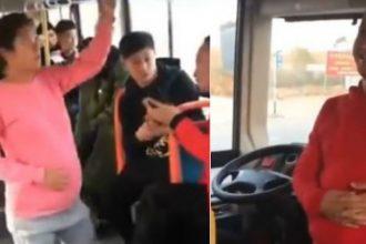 Cách nâng cao ý thức trên xe buýt, bác tài ...