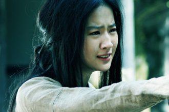 """Lưu Diệc Phi khóc trong khi đóng phim """"Tứ Đại ..."""