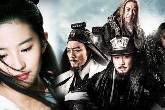 Hồng Môn Yến: Thần tiên tỷ tỷ Lưu Diệc Phi tiếp tục xuất hiện trong phim Hán Sở Tranh Hùng
