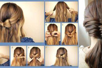 10 kiểu tóc thắt bím cực đẹp, phối với đồ ...